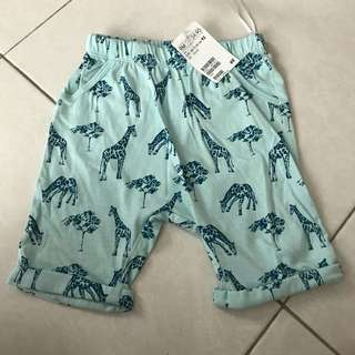 H&m seluar baby size 1.5-2 tahun