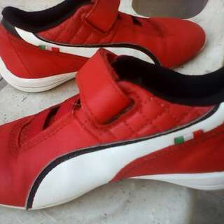Puma shoes original made in indonesia