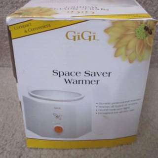 Gigi Wax Heater and Wax Strips