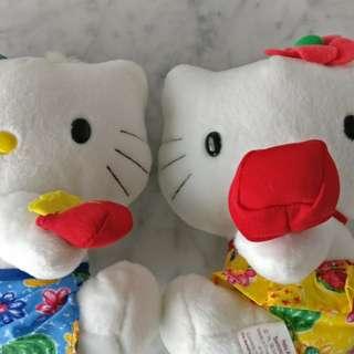 Hello Kitty Dear Daniel Swimsuit plush doll set