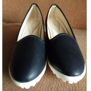 Fladeo Black Shoes