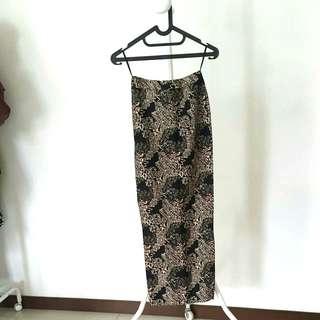 Rok Batik Size XS
