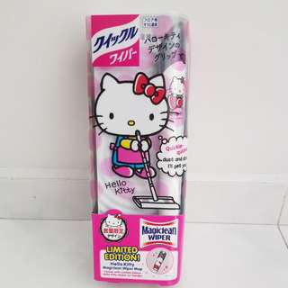 Magiclean Wiper Hello Kitty Limited Edition