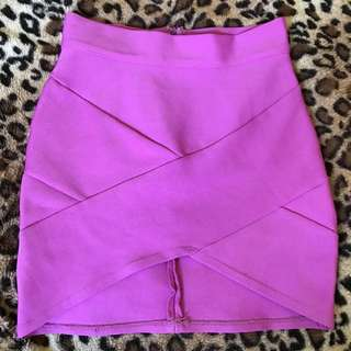 Size 8 Purple Skirt