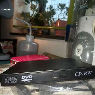手提電腦 DVD ROM CD-RW