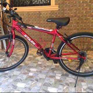 Stark mountain bike