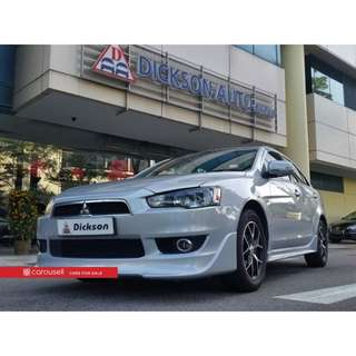 Mitsubishi Lancer EX 1.5A GLS Sports