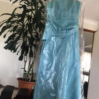 Aqua FORMAL DRESS SIZE 12