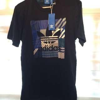 Adidas Originals Impo Check Tshirt