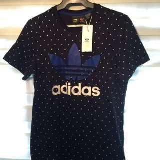 Adidas Originals x Pharrell Williams Printed Trefoil T-shirt
