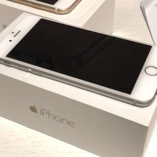 iPhone Silver 64GB