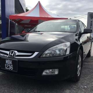 Honda Accord 2.4 2006 New facelift