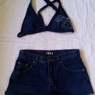 Sassa Summer Outfit (Top only)