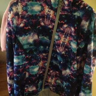Galaxy sport jacket