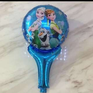 Handheld ballon for little girl party goody bag, door gift