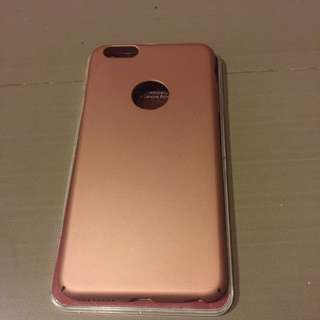 Hard Case Rose Gold iphone 6+