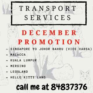 Limousine Transport Service