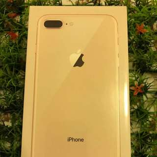 IPHONE 8 PLUS 64 Gb BRAND NEW APPLE WARRANTY Cod ,CELL,0102000235