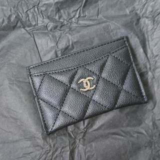 Chanel beauty card holder - VIP gift 專櫃禮品