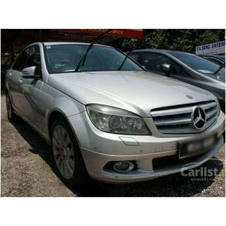 Mercedes Benz C200 [Long Term Lease]