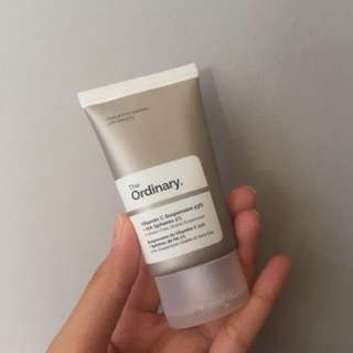The Ordinary Vitamin C Suspension 23% + HA Spheres