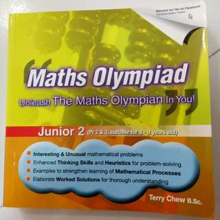 Maths Olympiad Junior 2