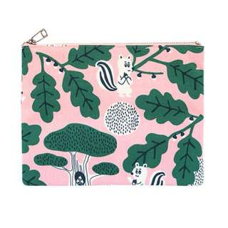 Travel Pouch -Jean Paul in pink
