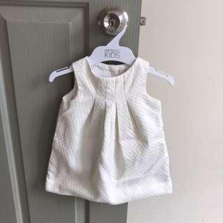 Ronoel White Dress