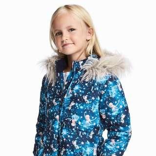 Frozen Padded Winter Jacket