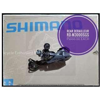 Shimano Rear Derailleur Bike RD Bicycle RD MTB RD Rd Acera/ Alivio/ Deore/ Slx/ Deore XT