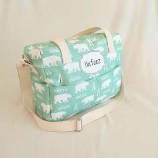 Diaper Bag Size Jumbo