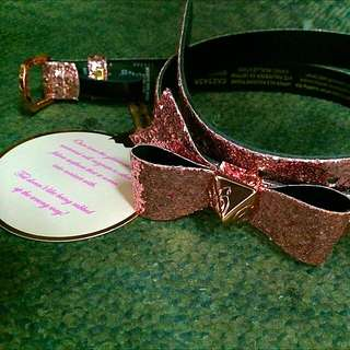 974c46a8f Authentic Brand New With Price Tag Ted Baker Glenton Glitter Bow Belt