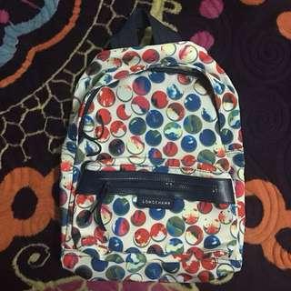 Longchamp Fantaisie Multicolour Backpack