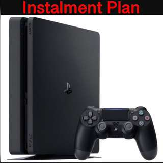 Instalment Sony PS4 Slim