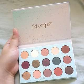BNIB Colourpop All I See Is Magic Holiday Palette