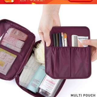 Travel Organizer/Cosmetic Pouch/Toiletry Bag
