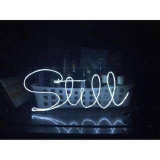 Customized NEON Sign led light