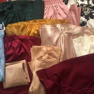 Bottoms - Skirts & Jeans