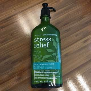 Stress Relief Body Lotion
