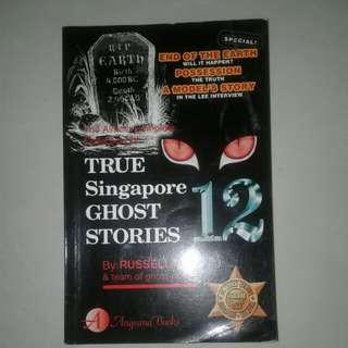 True Singapore Ghost Stories #12