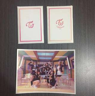 [WTS] TWICE Official preorder photocard