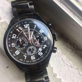 Focus黑色精工手錶(日本當地購買)