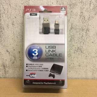 全新 USB Link Cable 3m (PS3)
