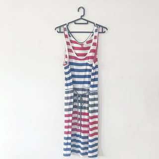 SALE | H&M Striped Dress