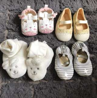 Pre walker baby shoe baby girl authentic branded