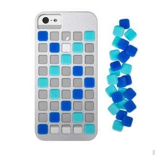 【X-doria】iPhone 5/5S 遊戲方塊組合外殼(Cubit系列)