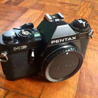 Pentax MG SLR film camera