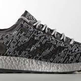 Adidas Pureboost Ltd 2017 'Sliver Pack' US10