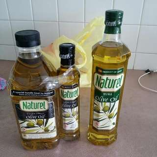 Brand New Naturel extra virgin/pure olive oil for sale