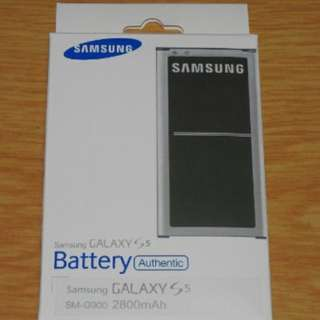 Brand new original samsung s5 battery